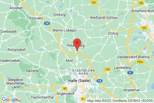 Karte Nehlitz