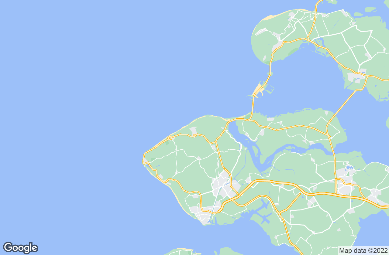 Google Map of Oostkapelle