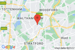 Barts Health Knowledge and Library Services: Whipps Cross University Hospital on the map