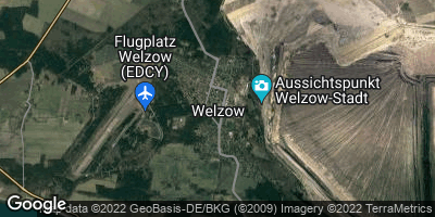 Google Map of Welzow