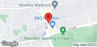 Argos Basildon location