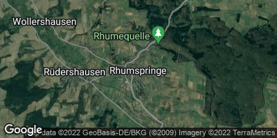 Google Map of Rhumspringe