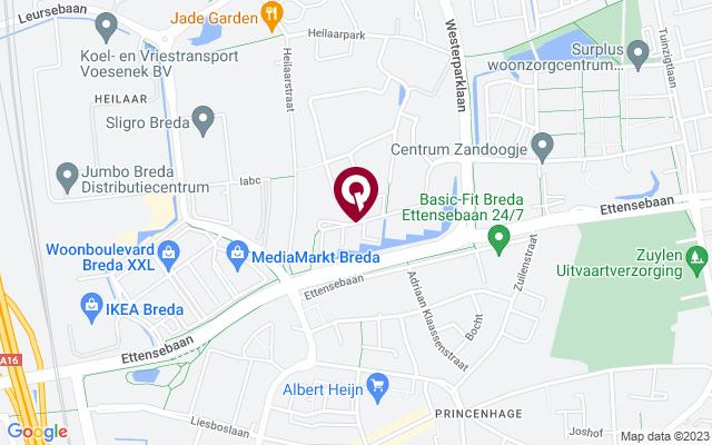 Van de Reijtstraat 62, Breda