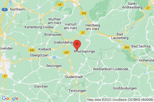 Karte Rüdershausen