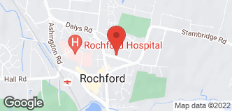Ernest Doe (Rochford) location