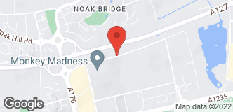 Halfords Basildon location