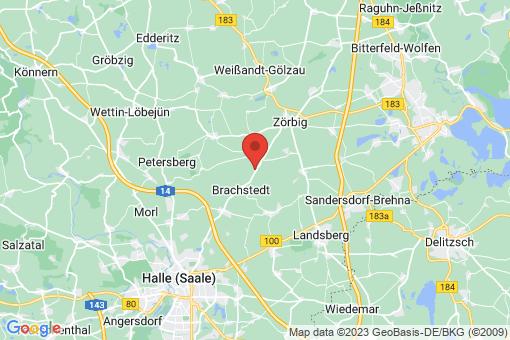 Karte Schrenz