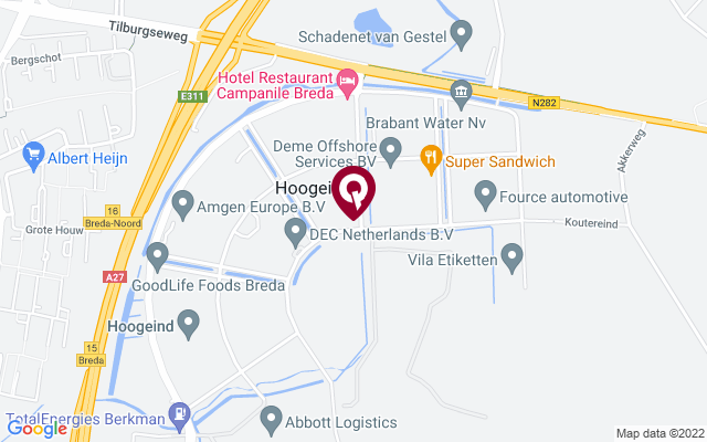Minervum 7111, Breda