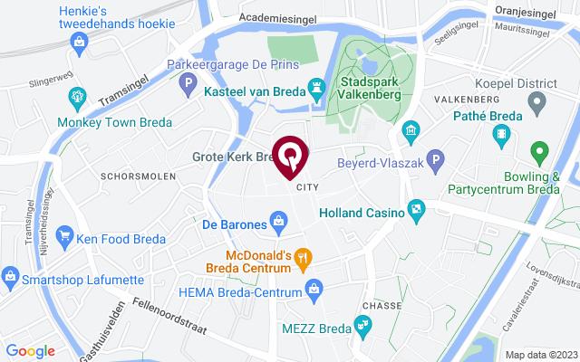 Torenstraat 16, Breda