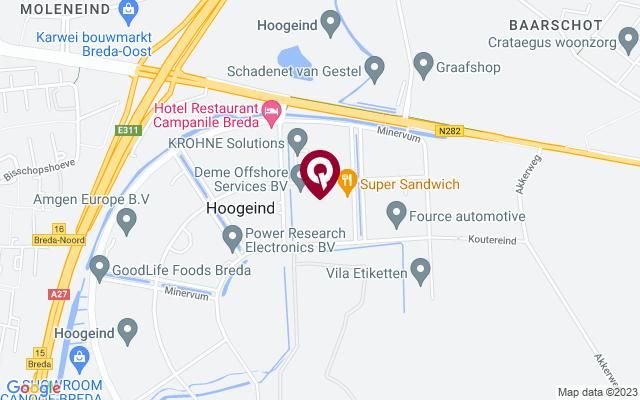 Minervum 7444 E, Breda