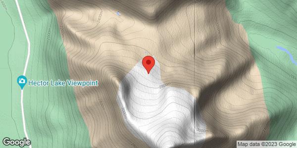 Mt. Hector Attempt