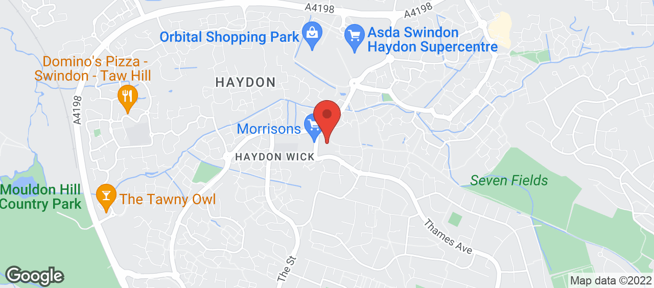 Haydon Centre and Gym location and directions