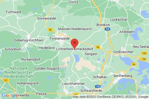 Karte Lichterfeld