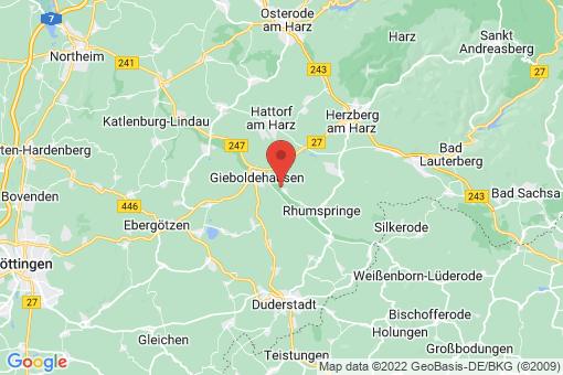 Karte Wollershausen