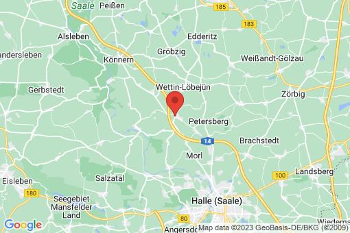 Karte Neutz-Lettewitz