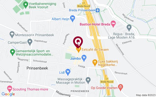 Beeksestraat 5, Prinsenbeek