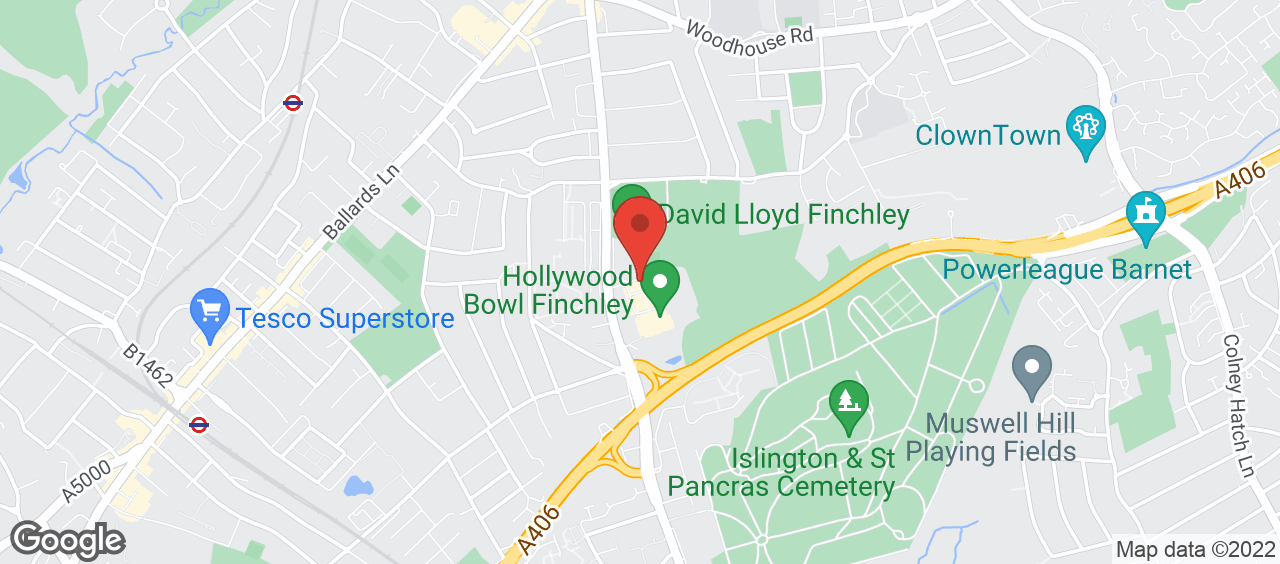 Finchley Lido Leisure Centre location and directions