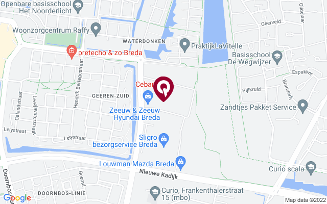 Charles Petitweg 7 - 6, Breda