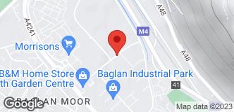 Halfords Port Talbot location