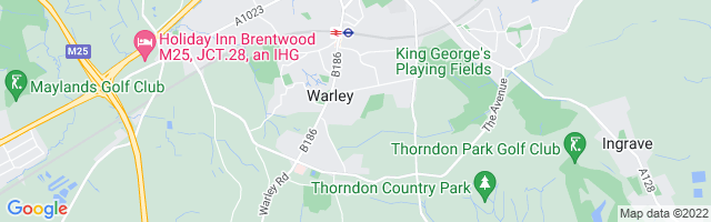 Map Of Warley