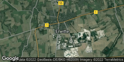 Google Map of Erwitte
