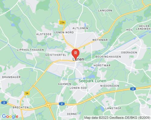 Google Karte von Rohrreinigung Lünen