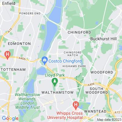 Ainslie Wood Location