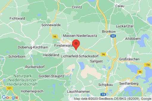Karte Schacksdorf