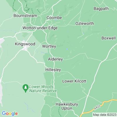 Alderley Grange Location