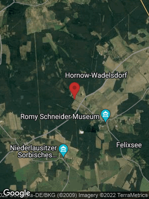 Google Map of Hornow-Wadelsdorf