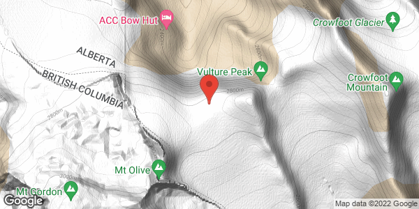 Wapta Icefields, Banff National Park