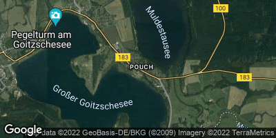 Google Map of Pouch