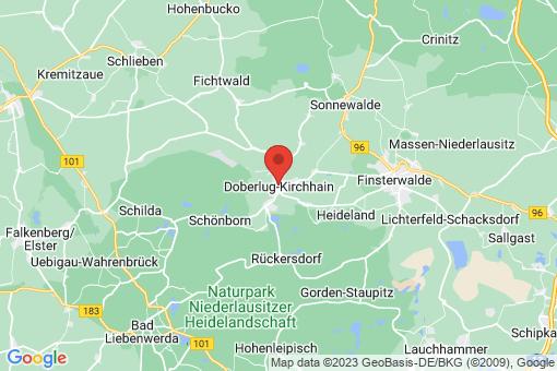Karte Doberlug-Kirchhain