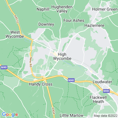 Wycombe Abbey Location