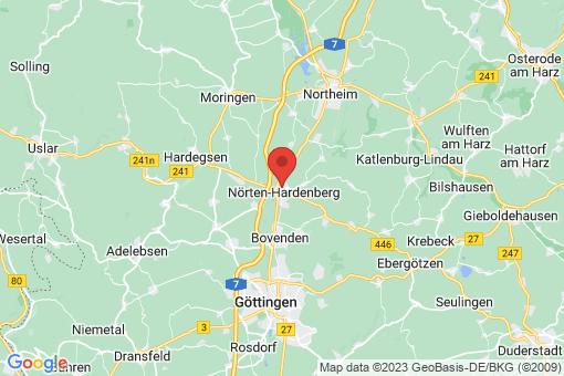 Karte Nörten-Hardenberg