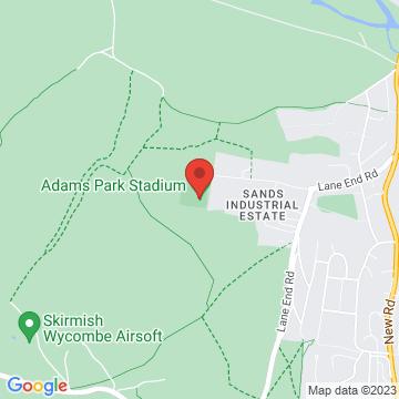 High Wycombe, Adams Park, Hillbottom Rd, High Wycombe HP12 4HJ