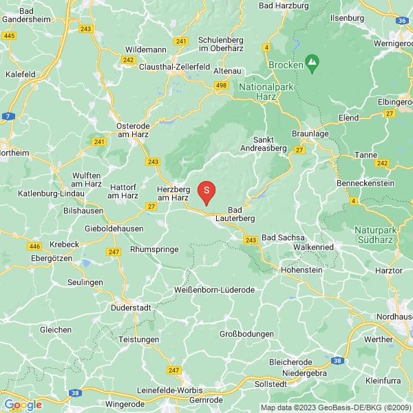 Einhornhöhle - Herzberg