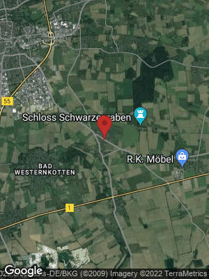 Google Map of Bökenförde