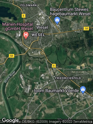 Google Map of Lippedorf
