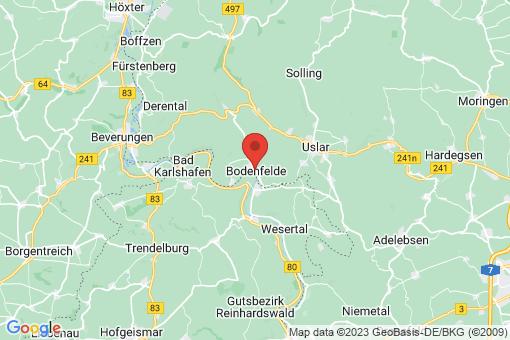 Karte Bodenfelde