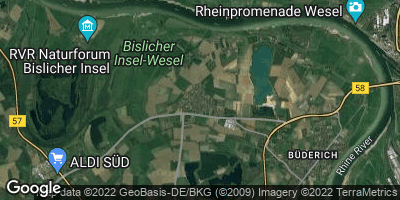 Google Map of Ginderich