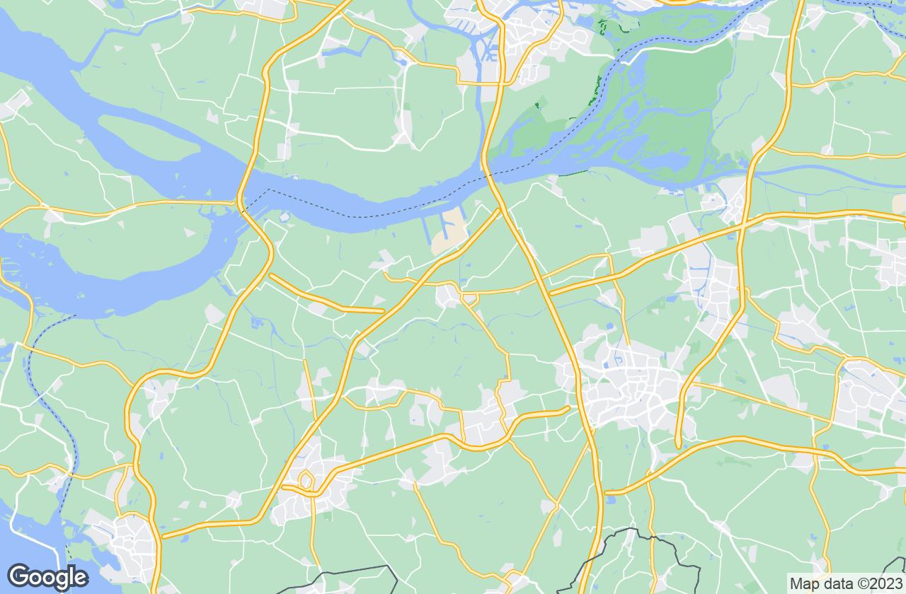 Google Map of زيفينبرجين
