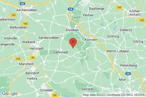 Karte Ihlewitz