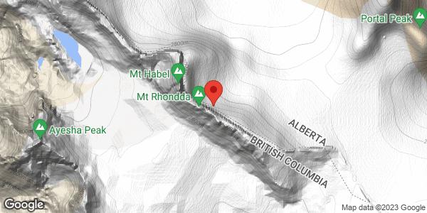 Mt Rhondda