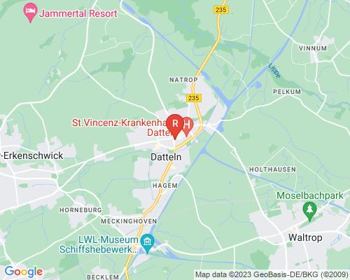 Google Karte von Rohrreinigung Datteln