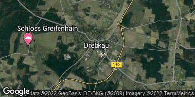 Google Map of Drebkau