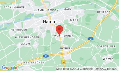 Arbeitsort: Hamm