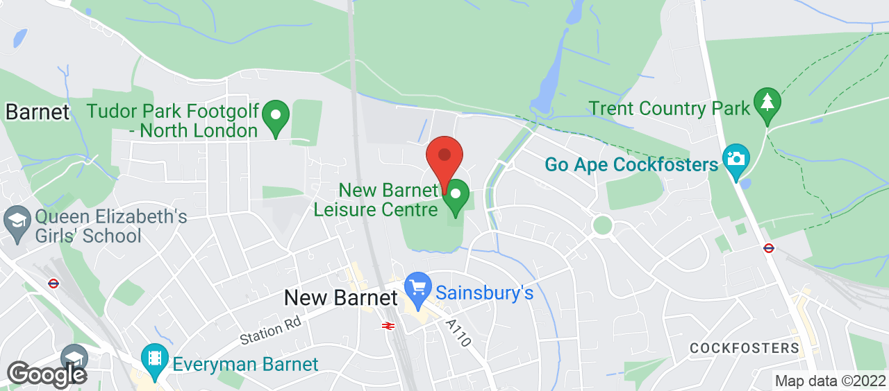 New Barnet Leisure Centre location and directions