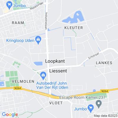Loopkant Liessent