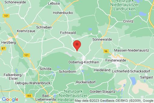 Karte Werenzhain